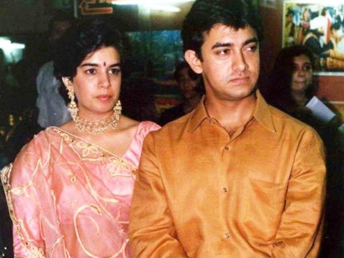 Aamir Khan affair story after first marriage