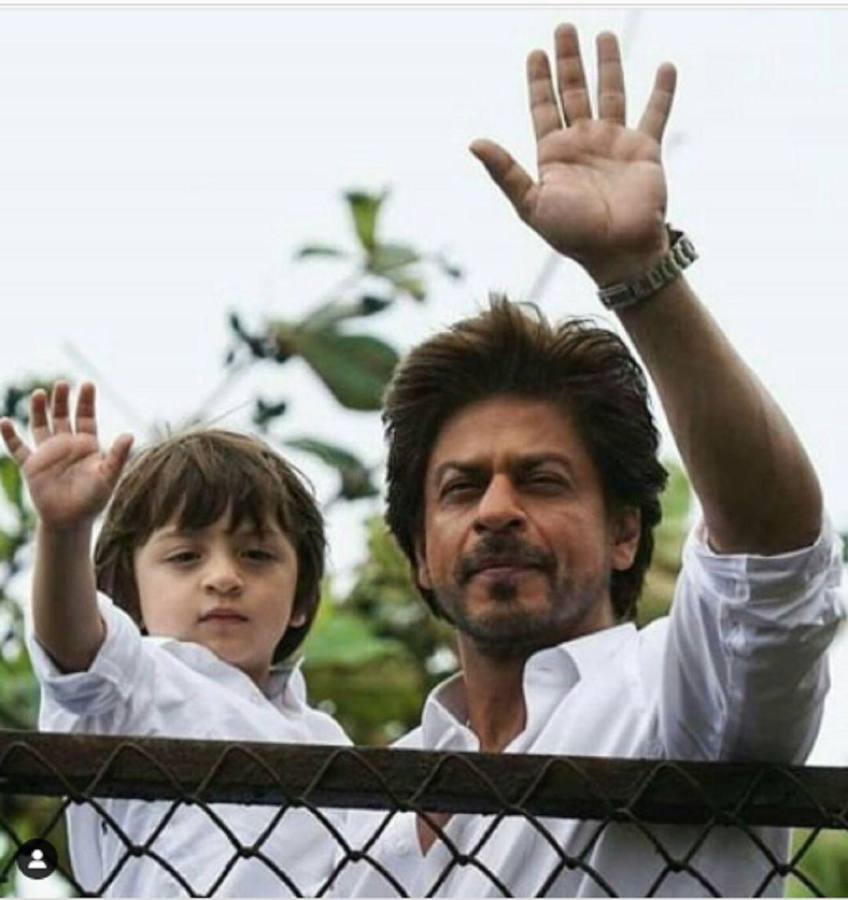 Abram Khan cute photo