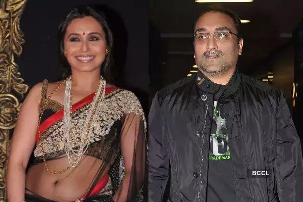 Aditya Chopra and Rani mukharji