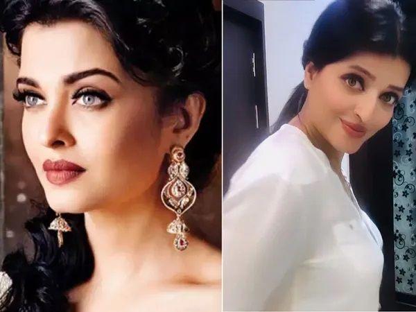 Aishwarya Rai Duplicate look alike