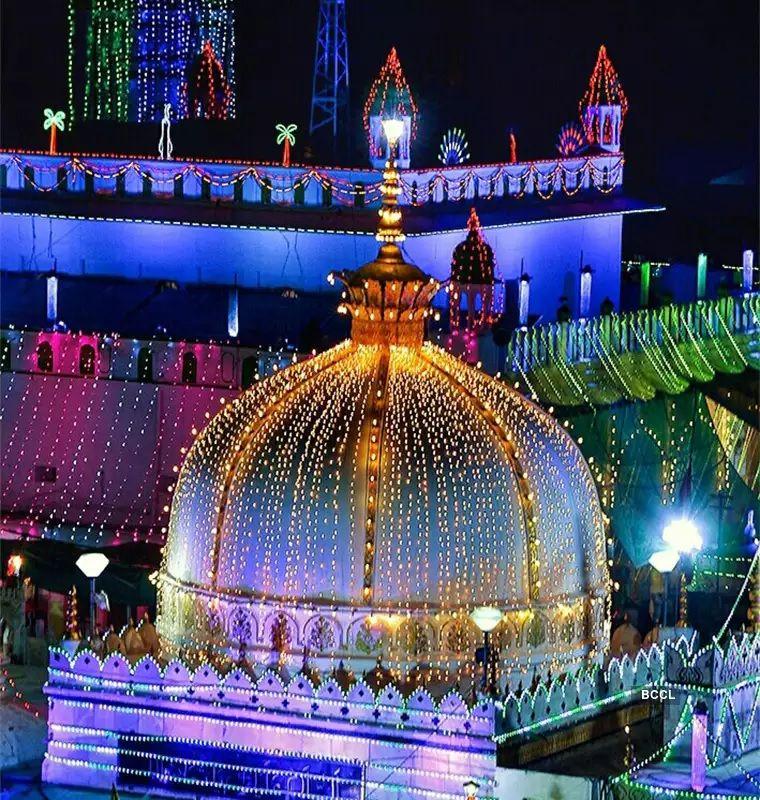 Ajmer Sharif Dargah bccl