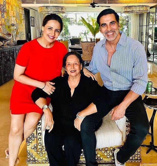 Akshay Kumar Family