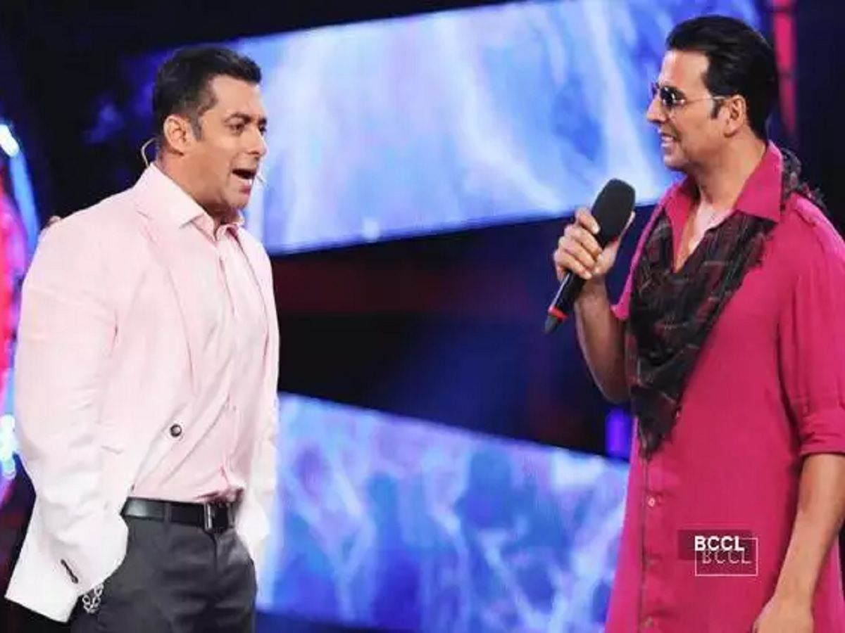Akshay Kumar and Salman Khan film clash on Diwali