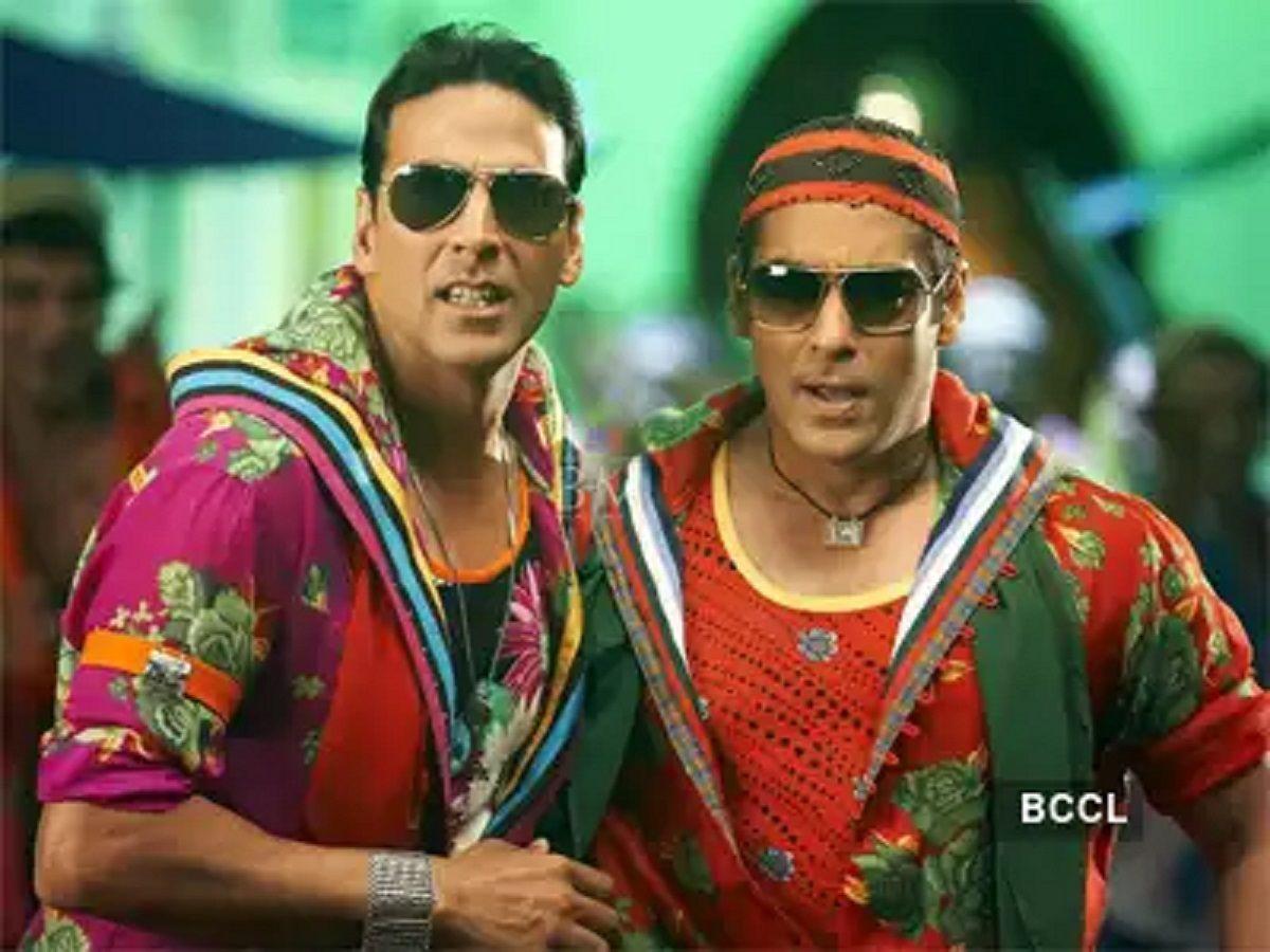 Akshay Kumar and Salman Khan film clash