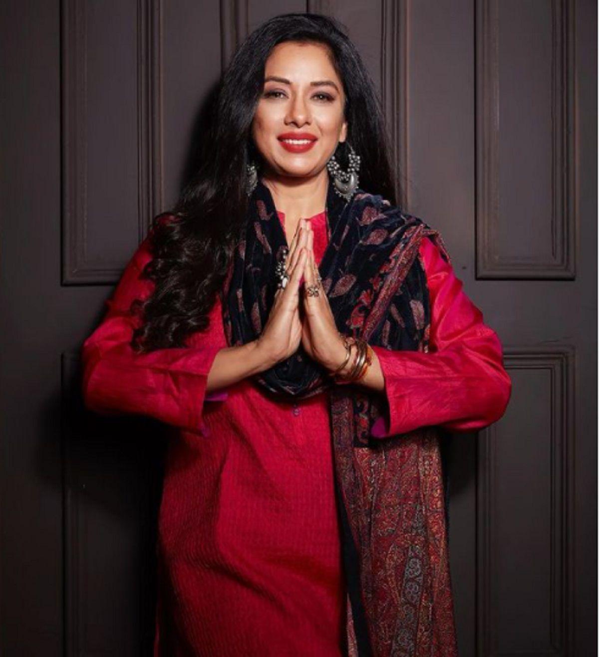 Anupama actress Rupali Ganguly