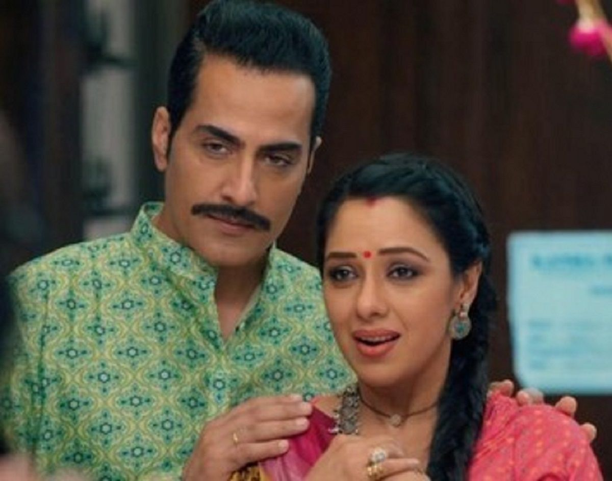 Anupama and vanraj