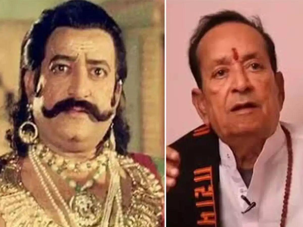 Arvind Trivedi Ravan real life