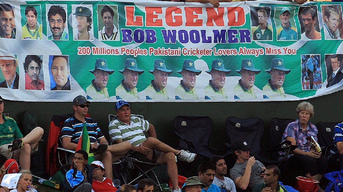 bob woolmer tribute