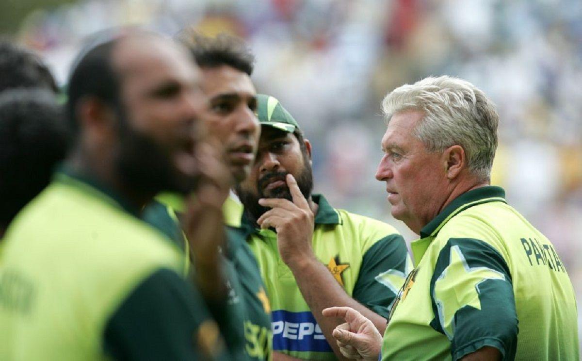 bob woolmer pakistan coach