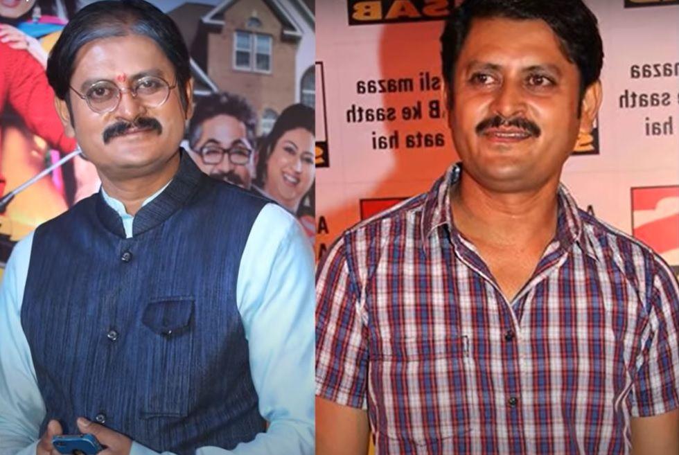Bhabhi Ji Tiwari Ji then and now