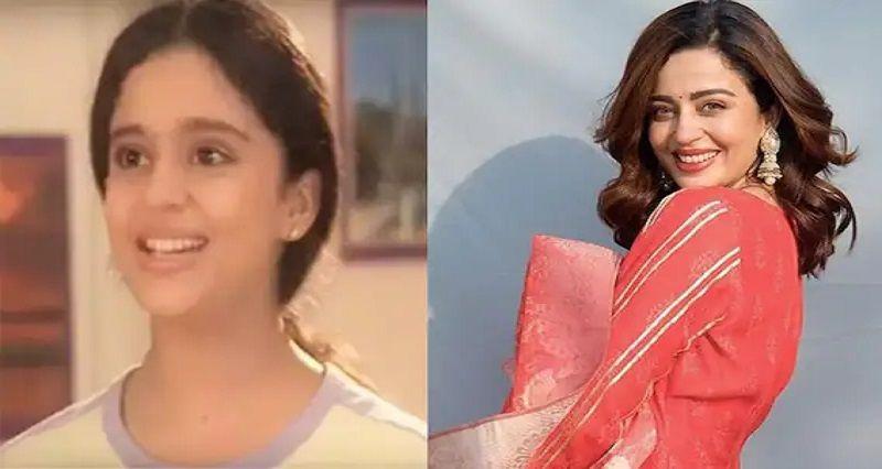 Bhabhi ji gori mam Neha Pendse then and now photo