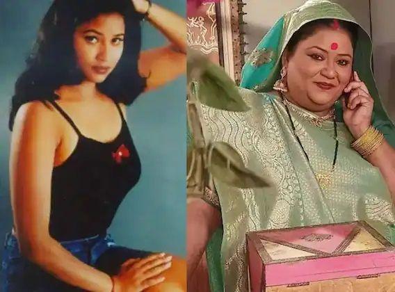 Bhabhi ji show Soma Rathore then and now pic