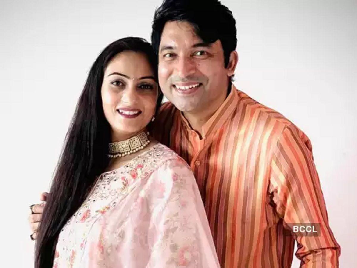 Chandan Prabhakar and Nandini Khanna