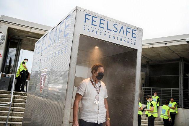 Feel Safe Gate Turin