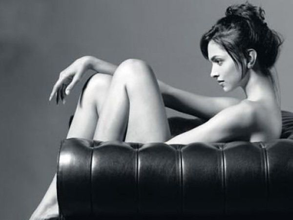 Deepika Padukone Topless photoshoot