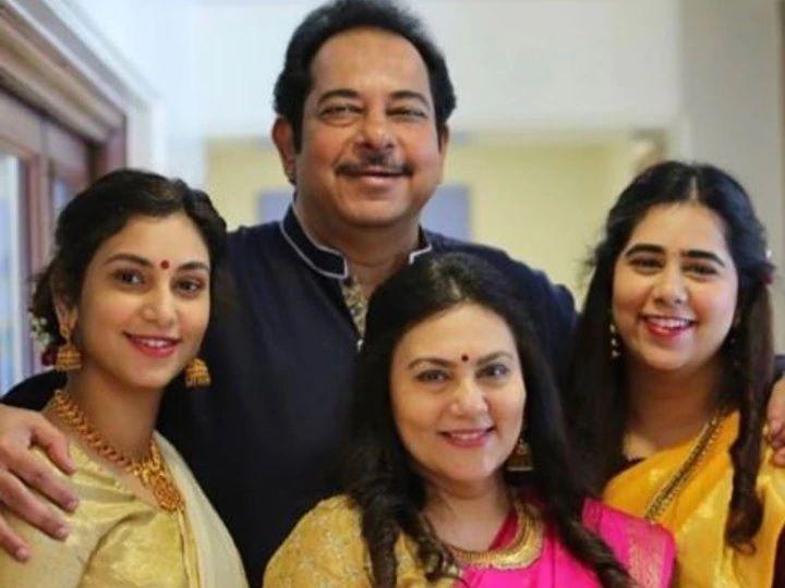 Dipika Chikhlia real life family