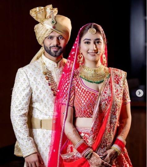 Disha Rahul Wedding Album