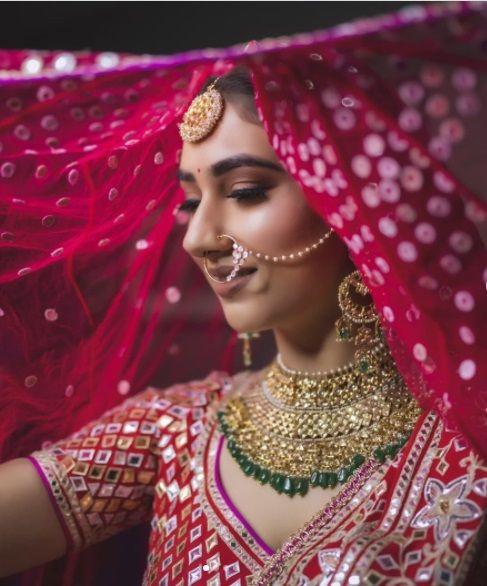 Disha Rahul Wedding photos Album