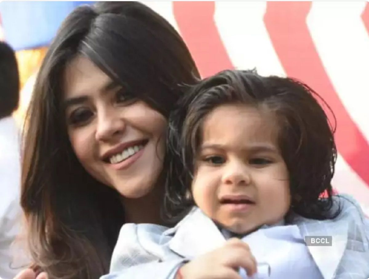 Ekta Kapoor Child