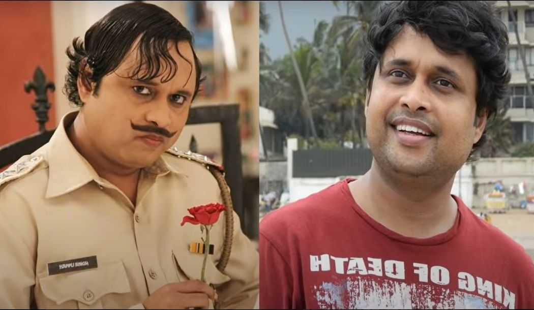 Happu Singh then and now photo