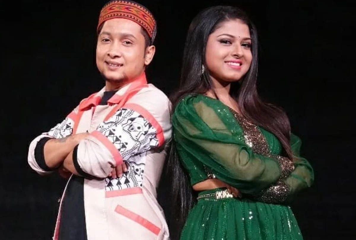 Indian Idol Arunita Pawandeep