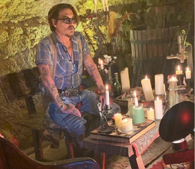 Happy Birthday Johnny Depp