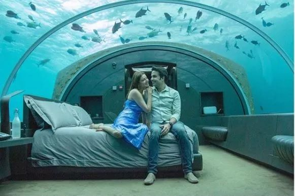 Kajal Aggarwal honeymoon pics with hubby Gautam Kitchlu
