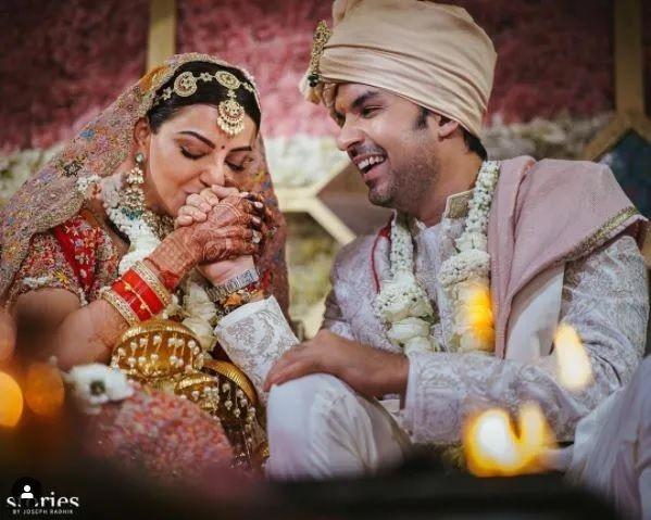 Kajal Agarwal Wedding photos