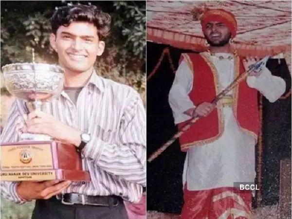 Kapil Sharma Punjabi look