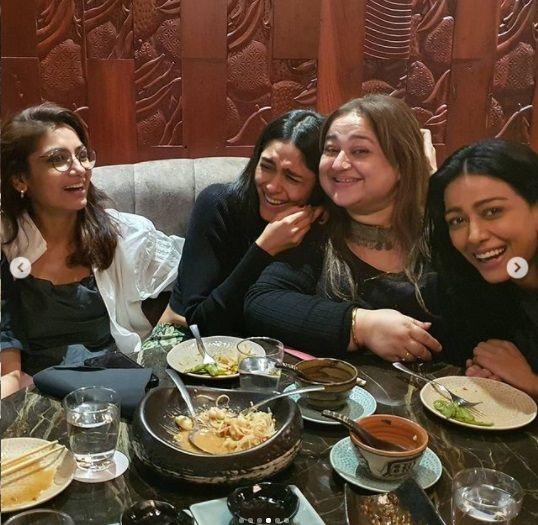 Kumkum Bhagya old actors reunion
