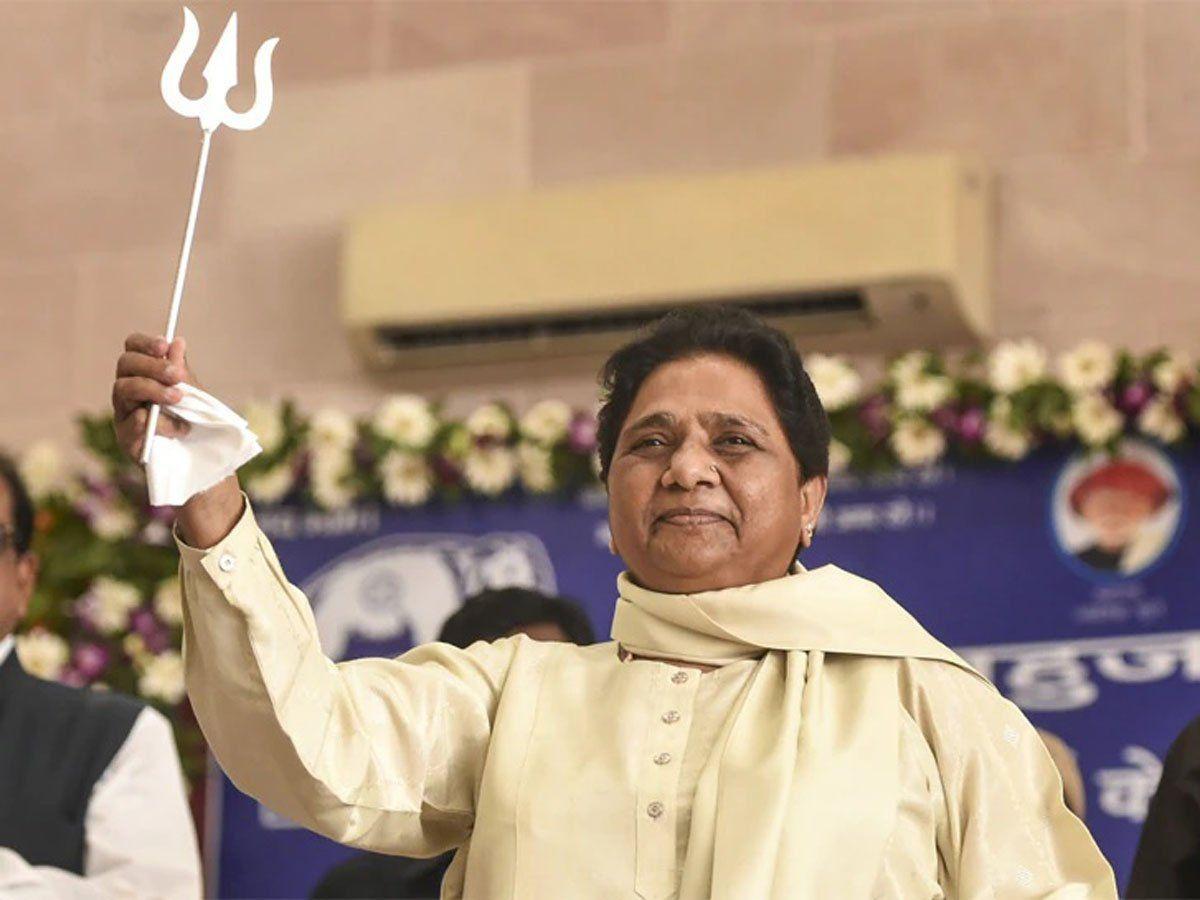 Mayawati Soft Hindutva Card