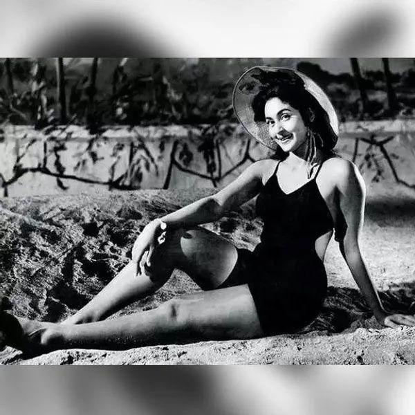 Film Actress Nutan