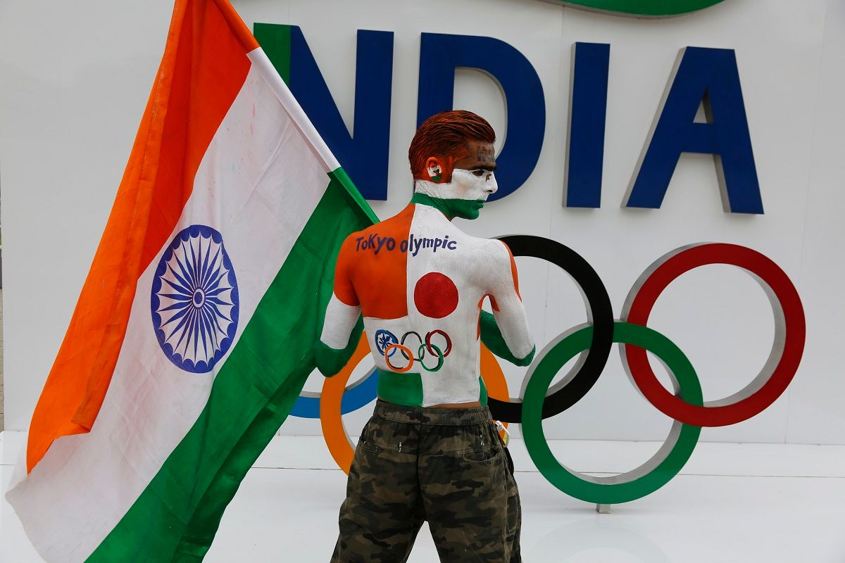 India in tokyo Olympics 2020