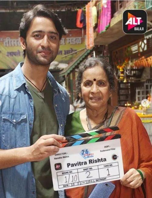 Pavitra Rishta 2 Shoot photos