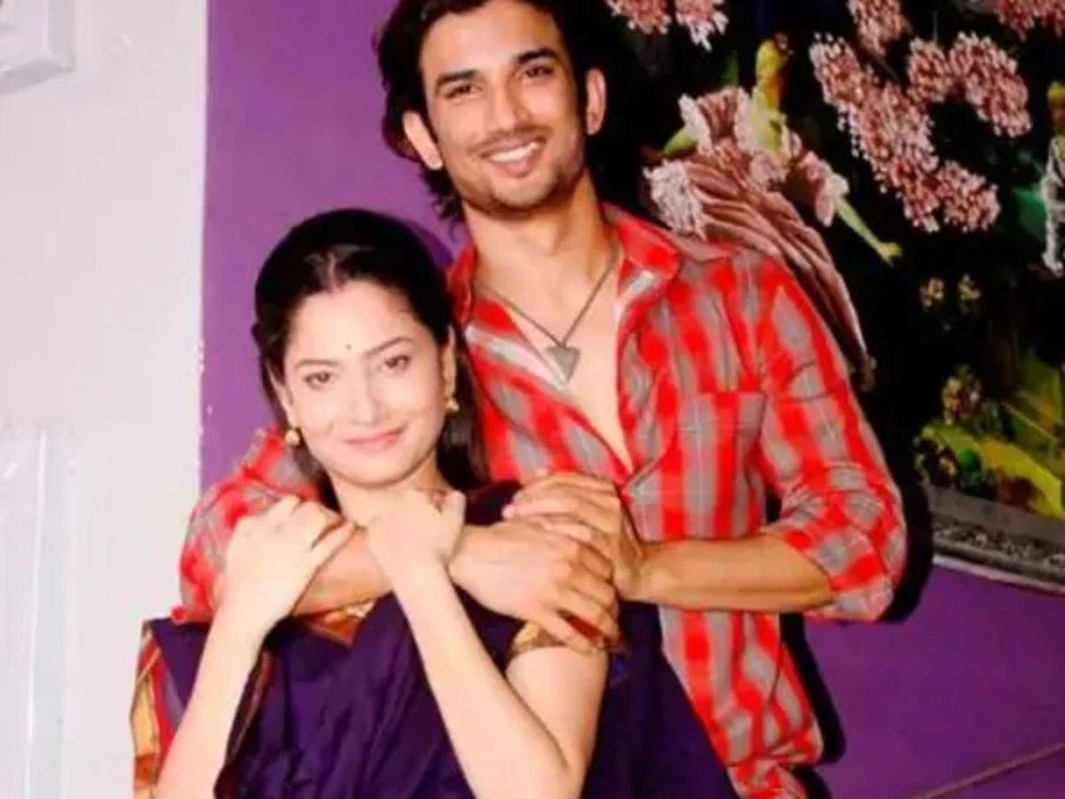 Ankita Lokhande and Sushant singh Rajput news