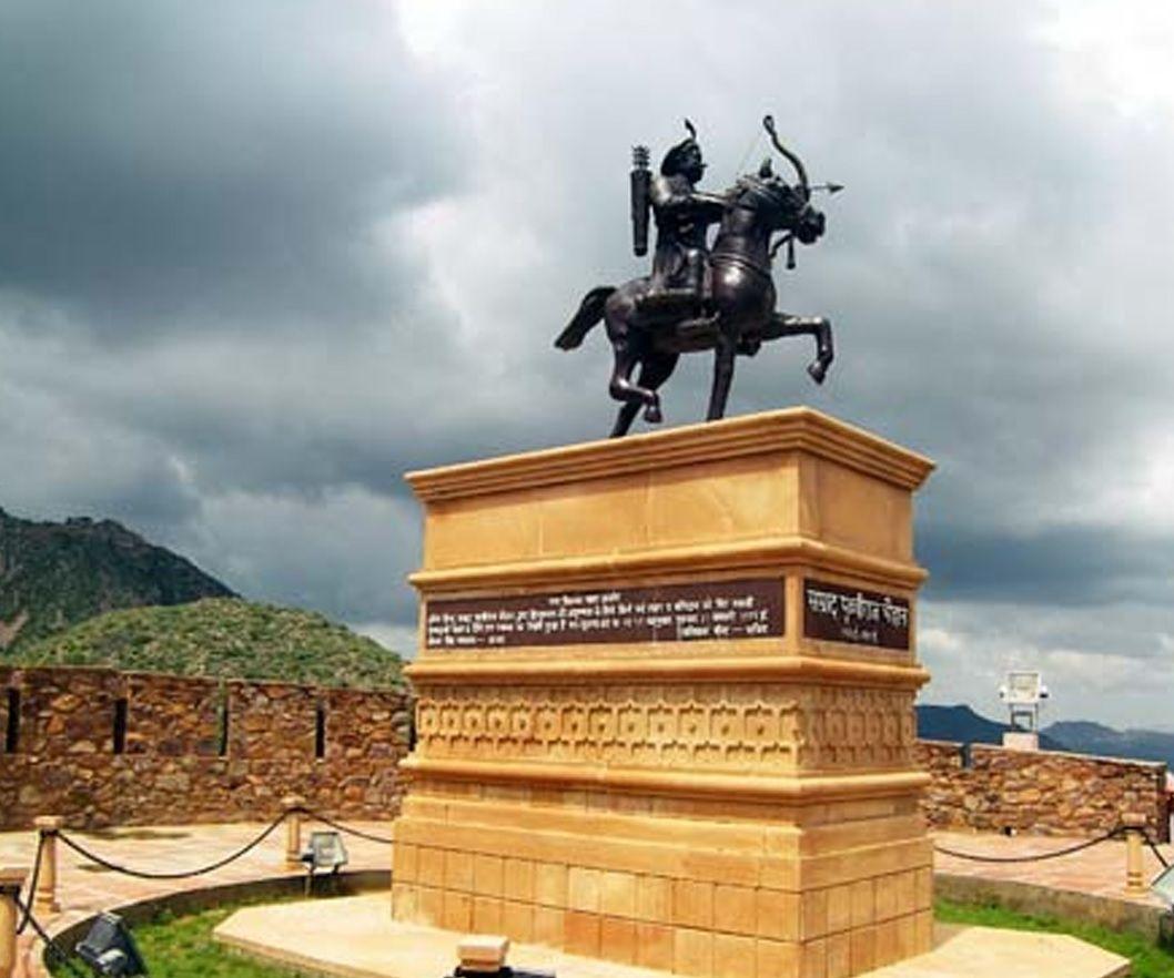 Prithviraj chauhan monuments ajmer