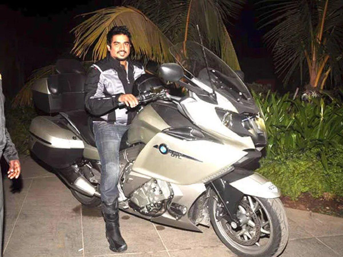 R Madhavan Bike