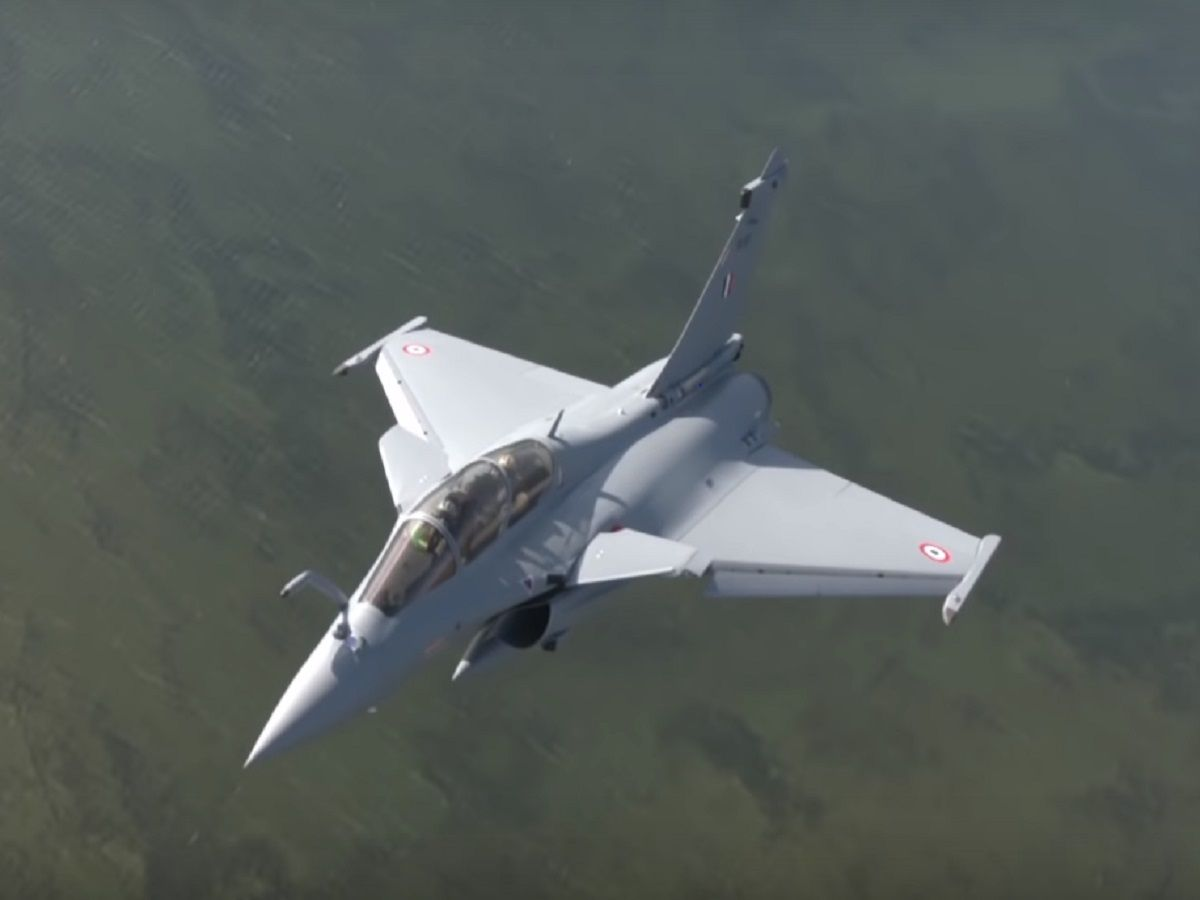 India Rafale fighter Jet