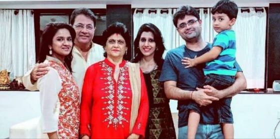 Ram Arun Govil real life family