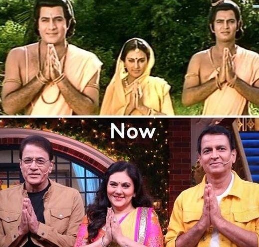 Ramayan cast networth