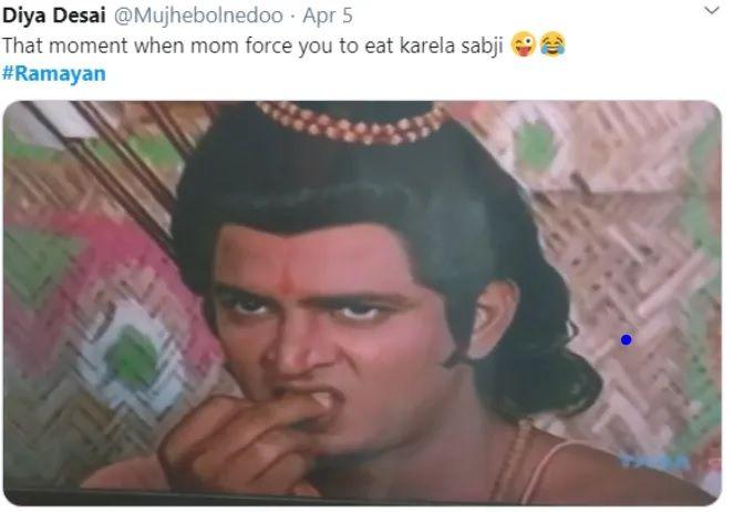 Ramayan meme