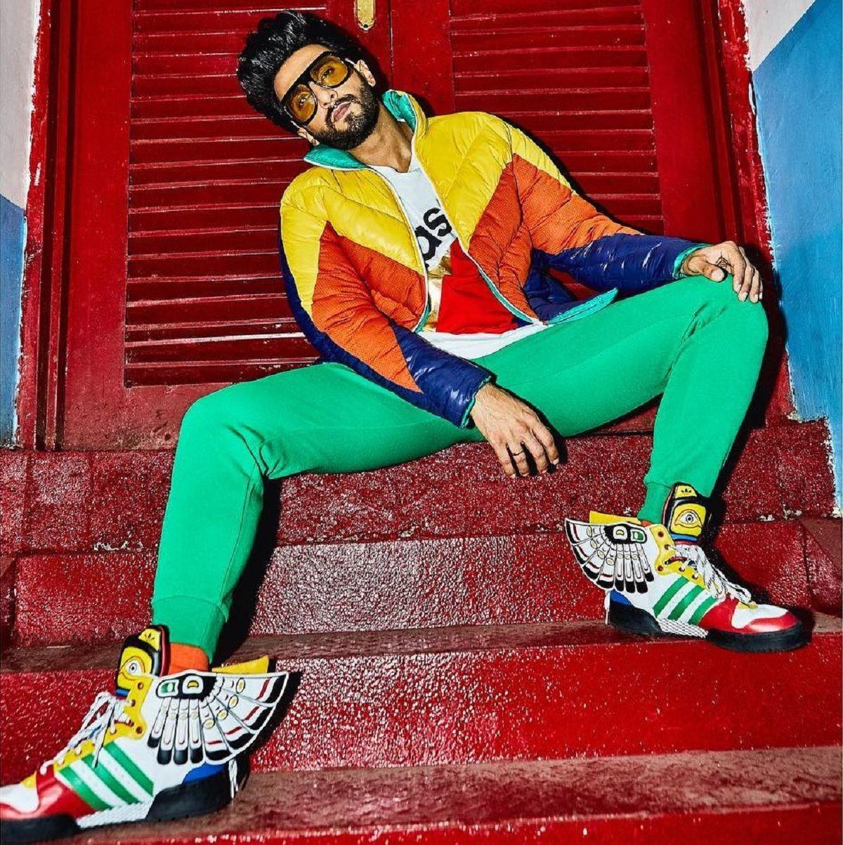 Ranveer Singh Shoes
