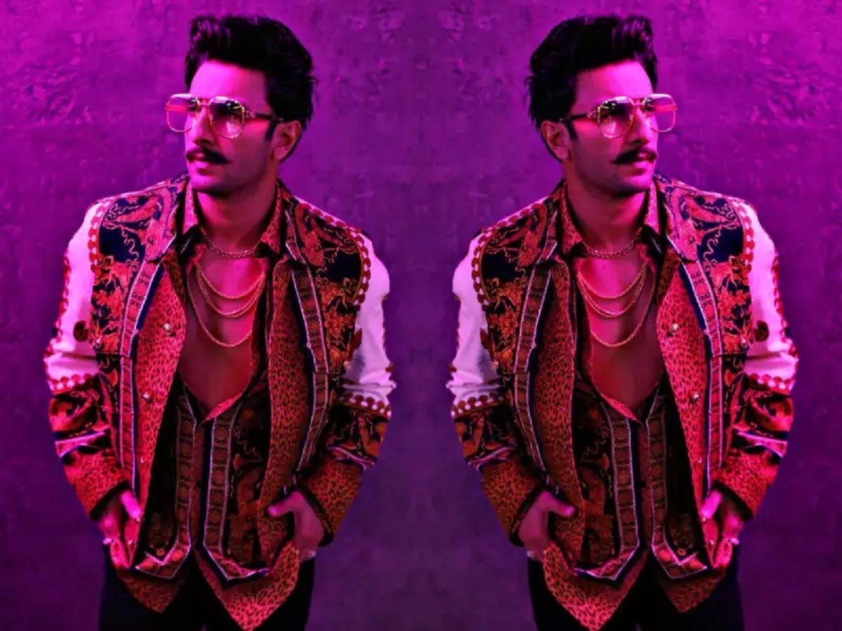 Ranveer Singh Versace clothes