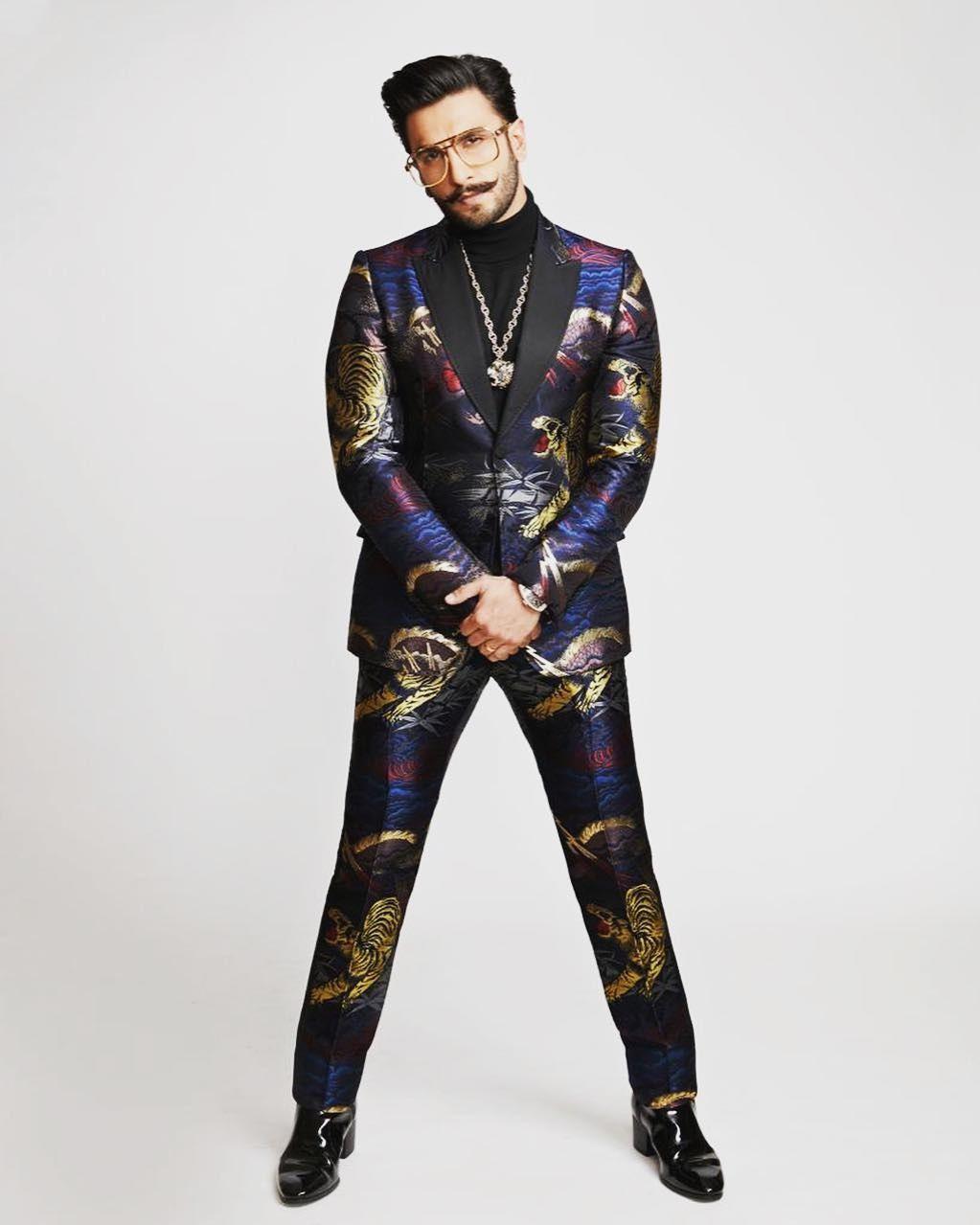 Ranveer Singh latest outfit