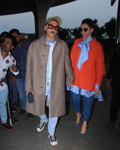 Ranveer Singh outfits
