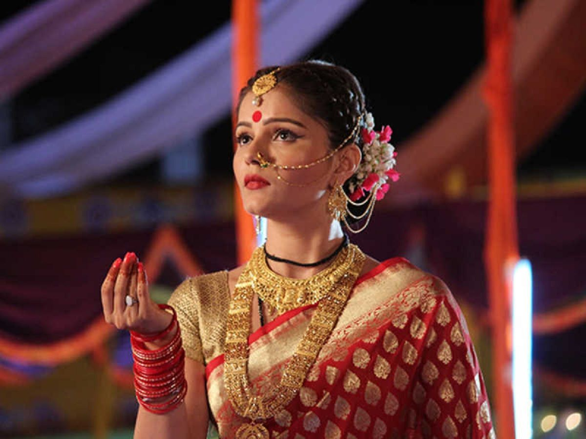 Rubina as kinner in Shakti TV serial