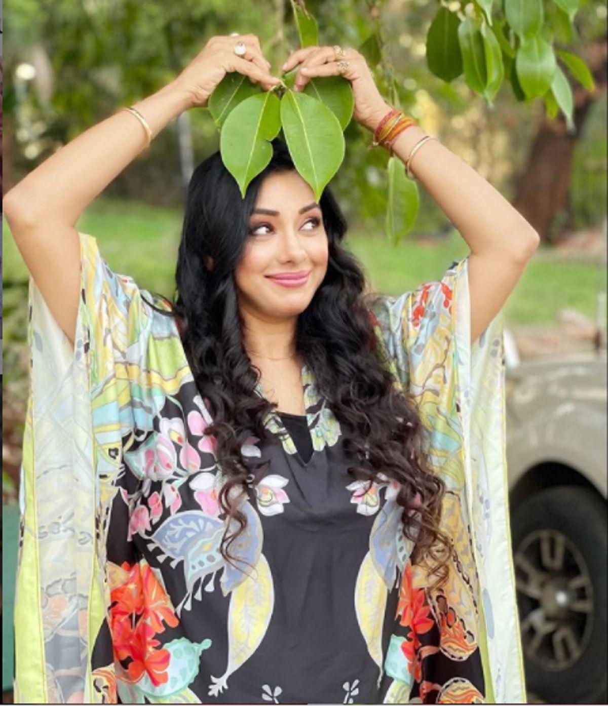 Rupali Ganguly Anupama TV actress