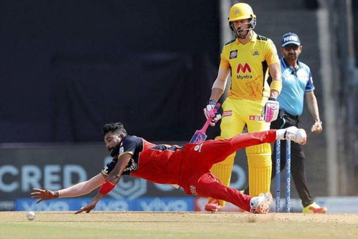 Mohammed Siraj IPL RCB