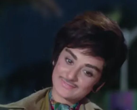 Saira Bano as male in films
