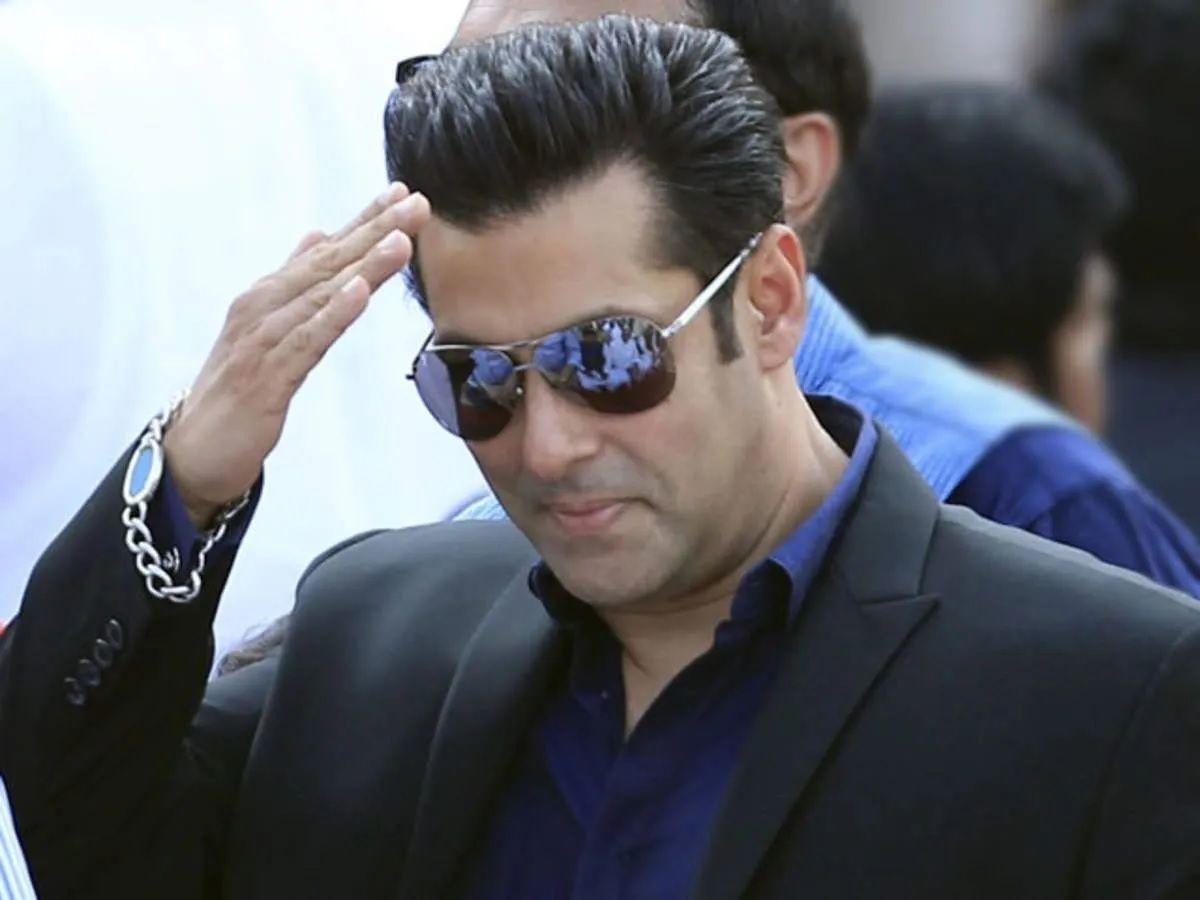 Salman Khan social media following